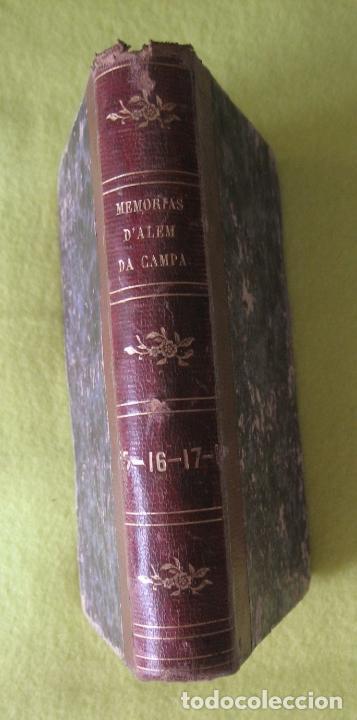 Libros antiguos: MEMORIAS D'ALEM CAMPA _ CHATEAUBRIAND _(1858) - Foto 3 - 74765967