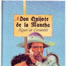 Libros antiguos: DON QUIJOTE DE LA MANCHA. DE CERVANTES, MIGUEL. LC-016. Lote 74866675