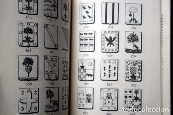 Libros antiguos: LA HERALDICA ESPAÑOLA Y BASKA - JOAQUIN RODOLFO ASIAIN Y CRESPO - BLASONES - TAPA DURA - Foto 4 - 74868047