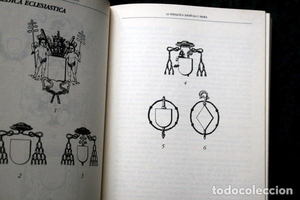Libros antiguos: LA HERALDICA ESPAÑOLA Y BASKA - JOAQUIN RODOLFO ASIAIN Y CRESPO - BLASONES - TAPA DURA - Foto 7 - 74868047