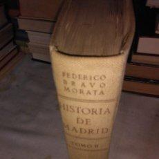 Libros antiguos: HISTORIA DE MADRID 1923-1936 (TOMO II). Lote 74943931