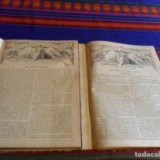 Libros antiguos: DEUTSCHE BLAETTER. LITERAL POLÍTICO LOS DOMINGOS HOJA ALEMANA HOJAS 1867 Y 1869. EN ALEMÁN. RARAS!!!. Lote 74951707