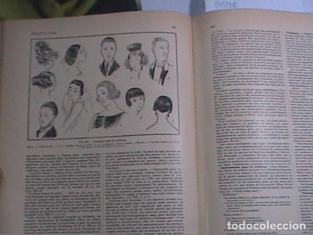 Libros antiguos: DICCIONARIO DOMÉSTICO ILUSTRADO.1926. LAROUSSE. EN FRANCÉS. - Foto 6 - 75090687