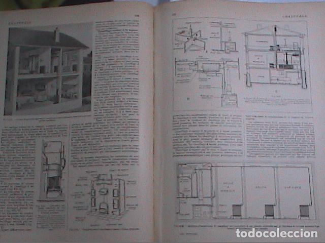 Libros antiguos: DICCIONARIO DOMÉSTICO ILUSTRADO.1926. LAROUSSE. EN FRANCÉS. - Foto 7 - 75090687