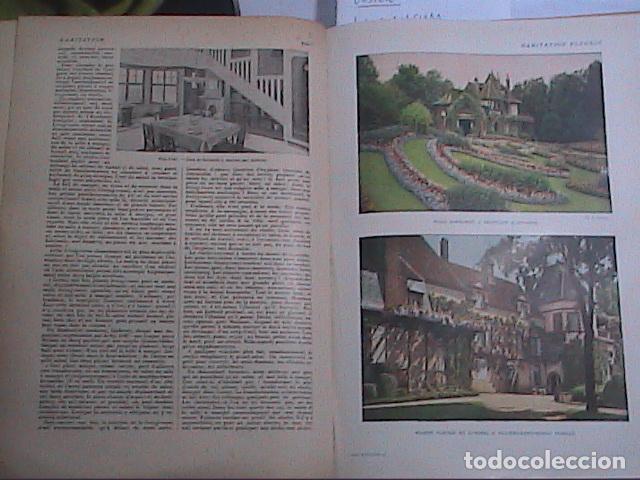 Libros antiguos: DICCIONARIO DOMÉSTICO ILUSTRADO.1926. LAROUSSE. EN FRANCÉS. - Foto 8 - 75090687