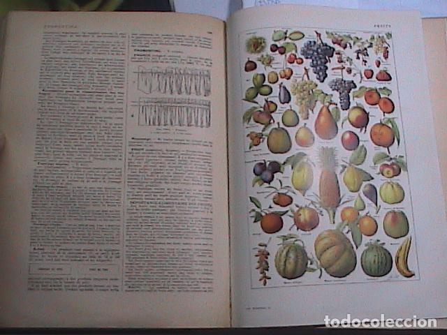 Libros antiguos: DICCIONARIO DOMÉSTICO ILUSTRADO.1926. LAROUSSE. EN FRANCÉS. - Foto 9 - 75090687