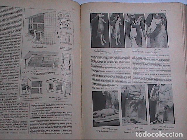 Libros antiguos: DICCIONARIO DOMÉSTICO ILUSTRADO.1926. LAROUSSE. EN FRANCÉS. - Foto 12 - 75090687