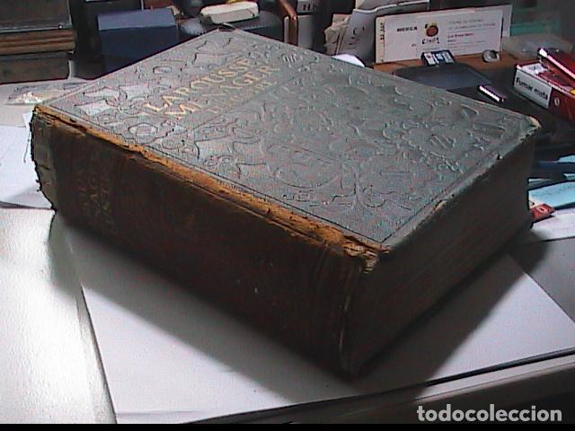 Libros antiguos: DICCIONARIO DOMÉSTICO ILUSTRADO.1926. LAROUSSE. EN FRANCÉS. - Foto 14 - 75090687