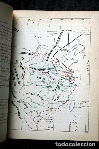 Libros antiguos: EL PODER NAVAL CHINO - Orígenes hasta la caída de la Dinastía Ming - DIN TA-SAN / OLESA MUÑIDO - - Foto 3 - 75147595