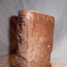 Libros antiguos: LLIBRE DELS MIRACLES DE NOSTRA SENYORA DEL ROSER - AÑO 1733 - G.TAIX - GRABADOS.PERGAMINO.. Lote 75150975