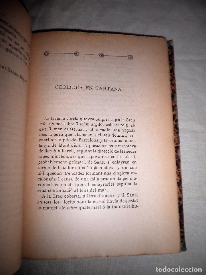 Libros antiguos: EXCURSIÓ A LA SALUT DE SANT FELIU DE LLOBREGAT - AÑO 1901 - MUY RARO. - Foto 5 - 75618855