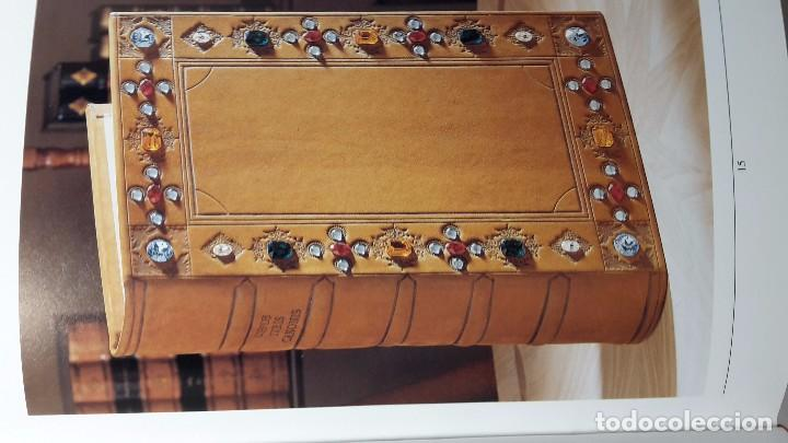 Libros antiguos: Encuadernadores valencianos siete siglos de artesania 1992 - Foto 4 - 171830537