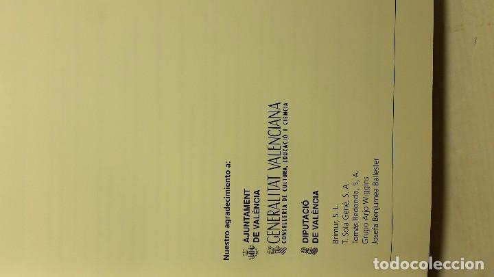 Libros antiguos: Encuadernadores valencianos siete siglos de artesania 1992 - Foto 6 - 171830537