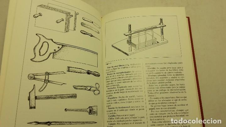 Libros antiguos: Encuadernadores valencianos siete siglos de artesania 1992 - Foto 7 - 171830537