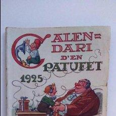 Alte Bücher - Calendari Patufet 1925 - 75863543