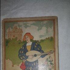 Libros antiguos: EL TROVADOR MORALISTA - 1912 - CARLOS ARAUJO - CANTOS Y CUENTOS EN VERSO . Lote 76006331