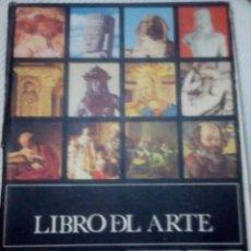 Libros antiguos: C2___LIBRO DEL ARTE.MIDE 30 X20 X1 .TAPA DETERIORADA.. Lote 76196711