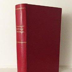 Libros antiguos: MARTÍNEZ DE ARAGÓN: LAS JUNTAS MILITARES DE DEFENSA. LOS ALUMNOS DE LA ESCUELA DE GUERRA. LOS H.... Lote 76292275