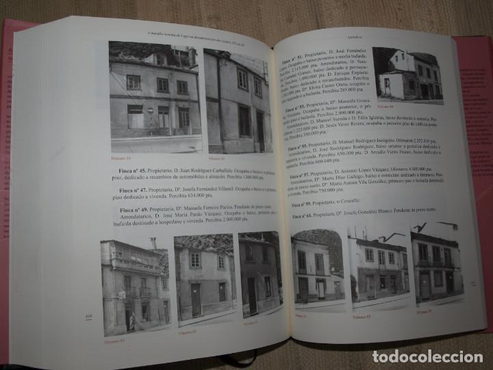 Libros antiguos: Adolfo de Abel Vilela. A Muralla Romana de Lugo na documentación dos séculos XVI ao XX. Galicia. - Foto 9 - 76385095