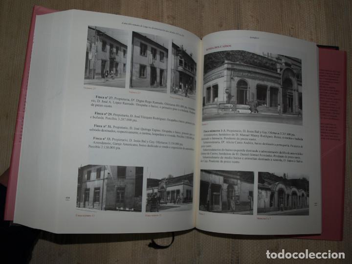 Libros antiguos: Adolfo de Abel Vilela. A Muralla Romana de Lugo na documentación dos séculos XVI ao XX. Galicia. - Foto 10 - 76385095