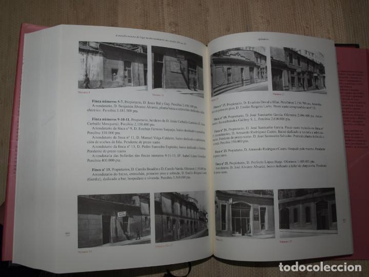Libros antiguos: Adolfo de Abel Vilela. A Muralla Romana de Lugo na documentación dos séculos XVI ao XX. Galicia. - Foto 11 - 76385095