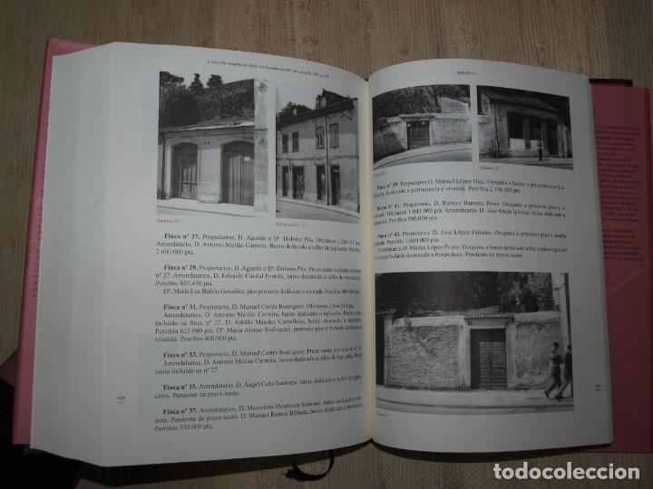 Libros antiguos: Adolfo de Abel Vilela. A Muralla Romana de Lugo na documentación dos séculos XVI ao XX. Galicia. - Foto 12 - 76385095