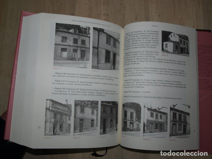 Libros antiguos: Adolfo de Abel Vilela. A Muralla Romana de Lugo na documentación dos séculos XVI ao XX. Galicia. - Foto 13 - 76385095