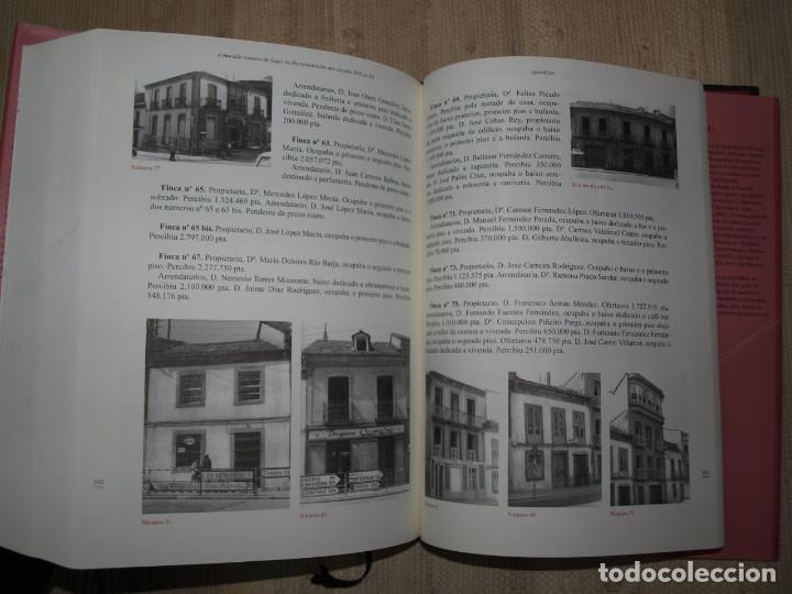 Libros antiguos: Adolfo de Abel Vilela. A Muralla Romana de Lugo na documentación dos séculos XVI ao XX. Galicia. - Foto 14 - 76385095