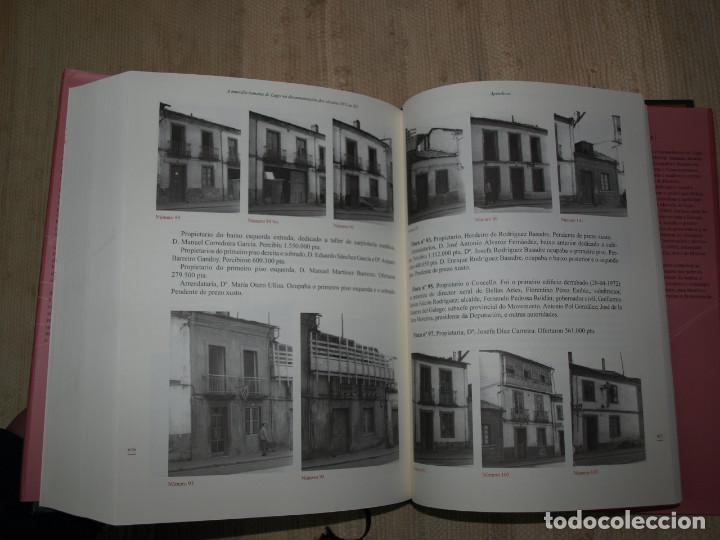 Libros antiguos: Adolfo de Abel Vilela. A Muralla Romana de Lugo na documentación dos séculos XVI ao XX. Galicia. - Foto 16 - 76385095