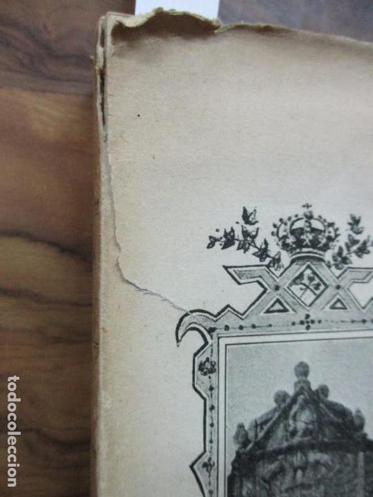 Libros antiguos: HISTORIA DEL MONASTERIO DE YUSTE. DOMINGO DE G. MARÍA DE ALBORAYA. 1906. - Foto 5 - 76492603