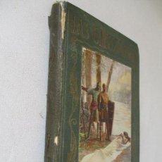 Libros antiguos: HISTORIA DE LAS CRUZADAS, JUANA HARVEY KELMAN-S/F.- EDT: ARALUCE-PÁGINAS BRILLANTES DE LA HISTORIA. Lote 76521095