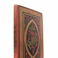Libros antiguos: 1883 - (CATALUNYA-CATALUÑA) - EDUART TODA Y GÜELL - POBLET. RECORTS DE LA CONCA DE BARBERÁ. Lote 76549911