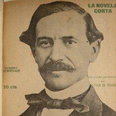 Libros antiguos: TRUEBA, ANTONIO DE. LA FELICIDAD DOMÉSTICA. 1918.. Lote 76585163