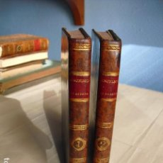 Libros antiguos: 1807 EXAMEN DE LA POSIBILIDAD DE FIXAR LA SIGNIFICACION DE LOS SINÓNIMOS DE LA LENGUA CASTELLANA (2T. Lote 76611955