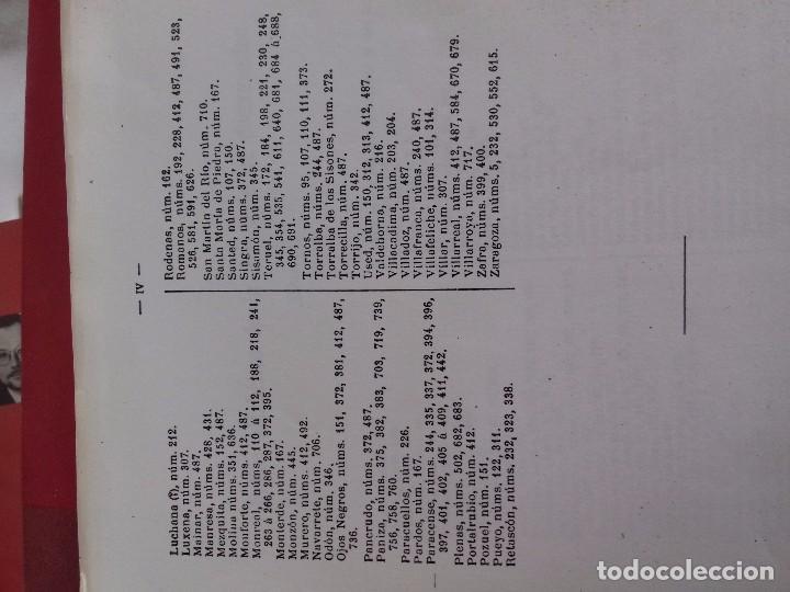 Libros antiguos: Documentos históricos de daroca y su comunidad - ARAGON -hospicio provincial, año 1. 915 por d. t - Foto 7 - 76678107