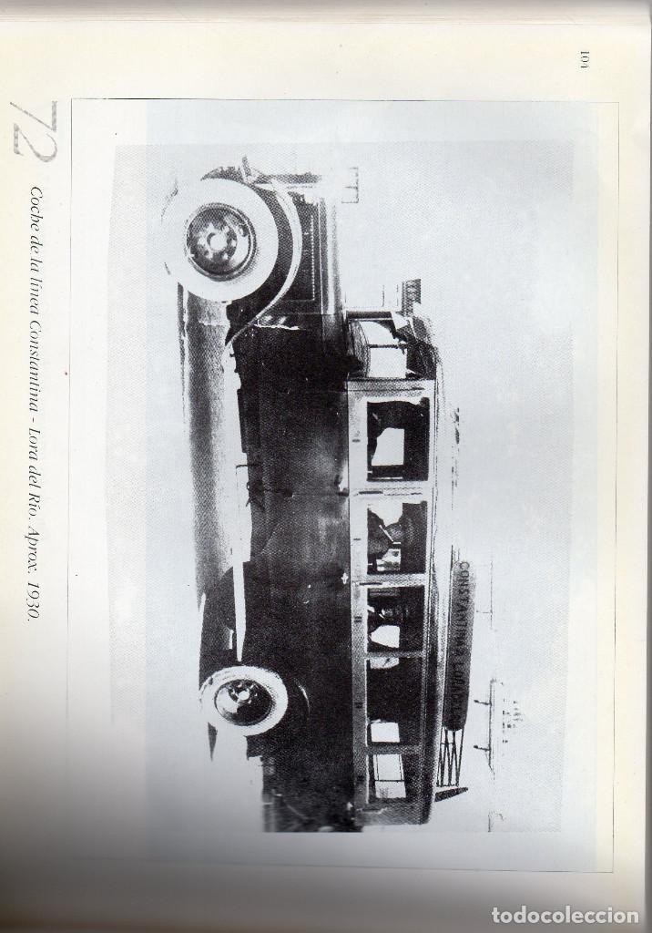 Libros antiguos: Ventana al ayer- Constantina 1890 1969 - Exposición fotografía 1991 - Religión - Automóvil antiguo - Foto 3 - 76785371
