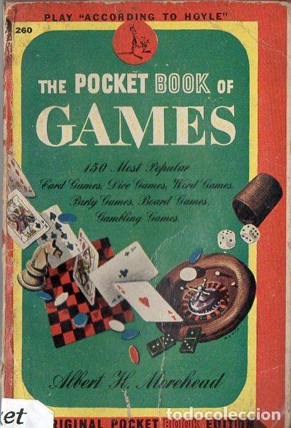 Morehead The Pocket Book Of Games 1944 450 Comprar En