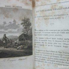 Libros antiguos: LITTERATURE DES DAMES OU MORCEAUX CHOISIES DES MEILLEURS AUTEURS ANCIENS ET MODERNES. C. 1812. . Lote 76840363