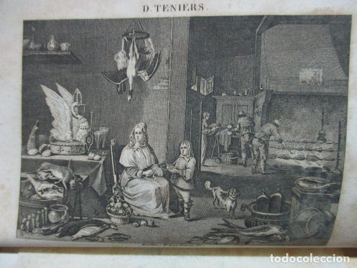 Libros antiguos: LITTERATURE DES DAMES OU MORCEAUX CHOISIES DES MEILLEURS AUTEURS ANCIENS ET MODERNES. C. 1812. - Foto 4 - 76840363