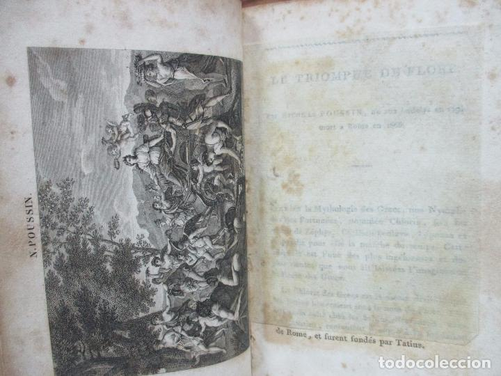 Libros antiguos: LITTERATURE DES DAMES OU MORCEAUX CHOISIES DES MEILLEURS AUTEURS ANCIENS ET MODERNES. C. 1812. - Foto 5 - 76840363