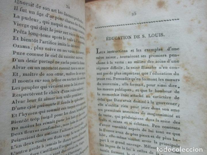 Libros antiguos: LITTERATURE DES DAMES OU MORCEAUX CHOISIES DES MEILLEURS AUTEURS ANCIENS ET MODERNES. C. 1812. - Foto 6 - 76840363