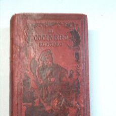 Libros antiguos: EL COCINERO EUROPEO. Lote 76891399