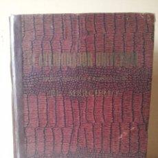 Libros antiguos: EL AVERIGUADOR UNIVERSAL, SECCIÓN PREGUNTAS Y RESPUESTAS DE EL MERCURIO - SEGUNDA EDICIÓN 1929. Lote 76907263