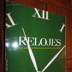 Livres anciens: ANUARIO DE RELOJES 1998. Lote 262681630