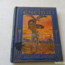 Libros antiguos: LA ENEIDA, RELATADA A LOS NIÑOS, MANUEL VALLVÉ-CASA EDT: ARALUCE-1933. Lote 77114557