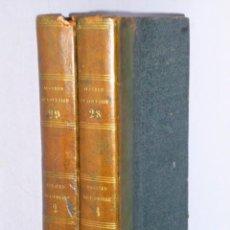 Libros antiguos: ANNALES DE L´EMPIRE DEPUIS CHARLEMAGNE (VOLTAIRE, 2 TOMOS, 1785). Lote 77260581