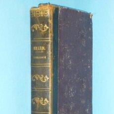 Libros antiguos: NOUVEAUX ÉLÉMENTS DE MINÉRALOGIE OU MANUEL DU MINÉRALOGISTE VOYAGEUR.(1838). Lote 77260965