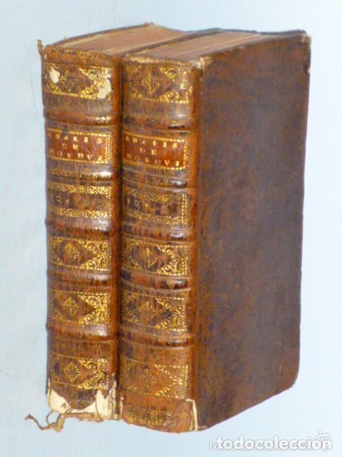 ANALYSE DES EPITRES DE SAINT PAUL ET DES EPITRES CANONIQUES, ...(2 TOMOS, 1710) (Libros Antiguos, Raros y Curiosos - Otros Idiomas)
