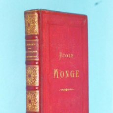 Libros antiguos: L´ÉCOLE FRANÇAISE DE PEINTURE DEPUIS SES ORIGINES JUSQU´A LA FIN DU REGNE DE LOUIS XIV. Lote 77261741