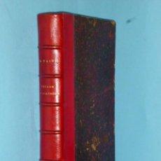 Libros antiguos: VOYAGE AUX PYRÉNÉES.(1875). Lote 77261881